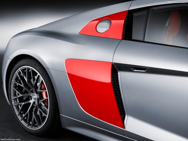 2017 Audi R8 Coupe Audi Sport Edition. - Page 1
