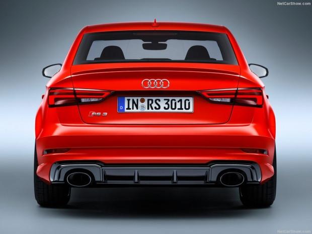 2017 Audi RS3 Sedan - Page 4