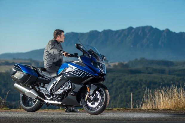 2017 BMW K1600GT test edildi - Page 3