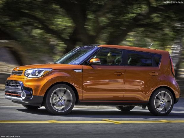 2017 model Kia Soul Turbo - Page 3