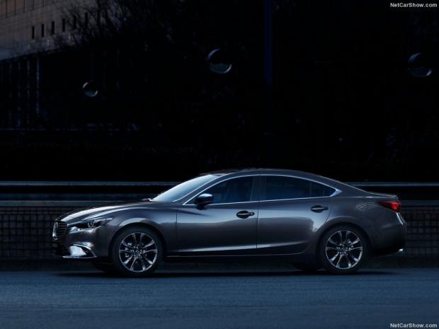 2017 Mazda 6 Sedan - Page 1