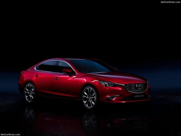2017 Mazda 6 Sedan - Page 2