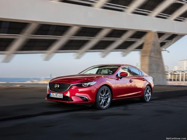 2017 Mazda 6 Sedan - Page 3