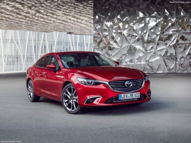 2017 Mazda 6 Sedan - Page 4