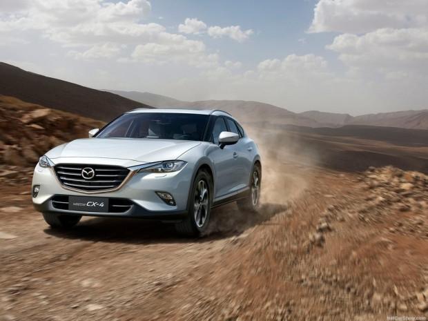2017 Mazda CX-4 - Page 4