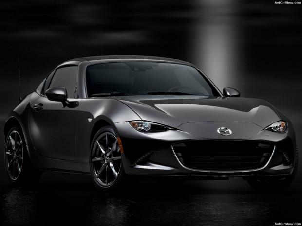2017 Mazda MX-5 RF Hardtop Modeli - Page 1