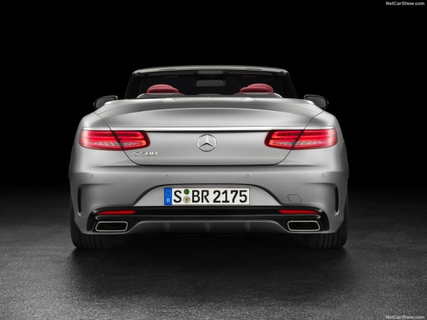 2017 Mercedes-Benz S-Class Cabriolet - Page 3