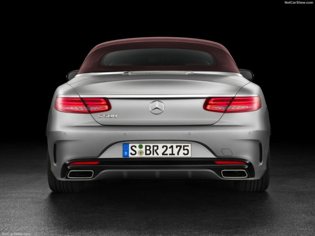 2017 Mercedes-Benz S-Class Cabriolet - Page 4