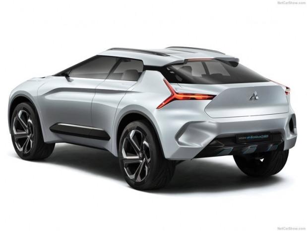 2017 Mitsubishi e-Evolution konsept - Page 2