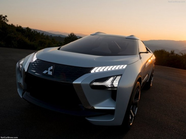 2017 Mitsubishi e-Evolution konsept - Page 4