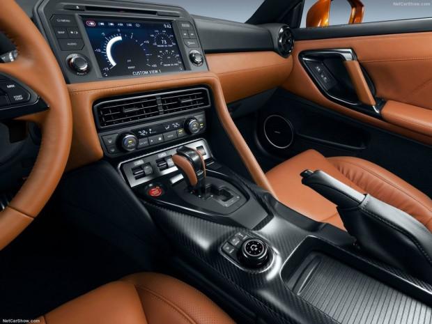 2017 Nissan GT-R'nin bütün özellikleri - Page 1