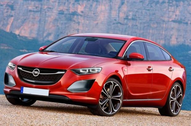 2017 Opel Insignia böyle gelebilir - Page 4