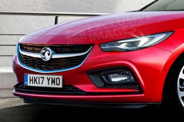 2017 Opel Insignia böyle gelebilir - Page 1