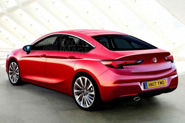 2017 Opel Insignia böyle gelebilir - Page 2