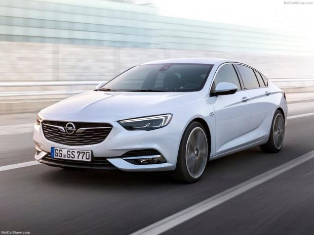 2017 Opel Insignia Grand Sport - Page 3