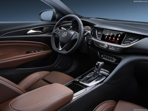 2017 Opel Insignia Grand Sport - Page 4