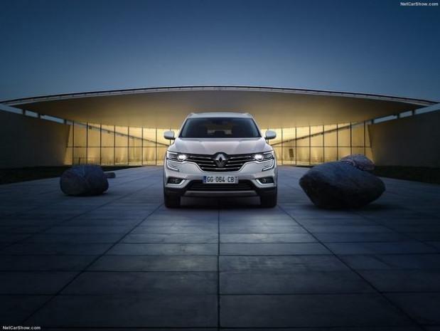 2017 Renault Koleos - Page 1