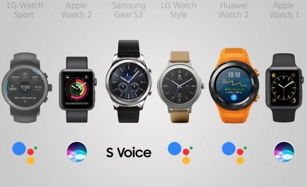 2017 Smartwatch Karşılaştırma Kılavuzu - Page 4
