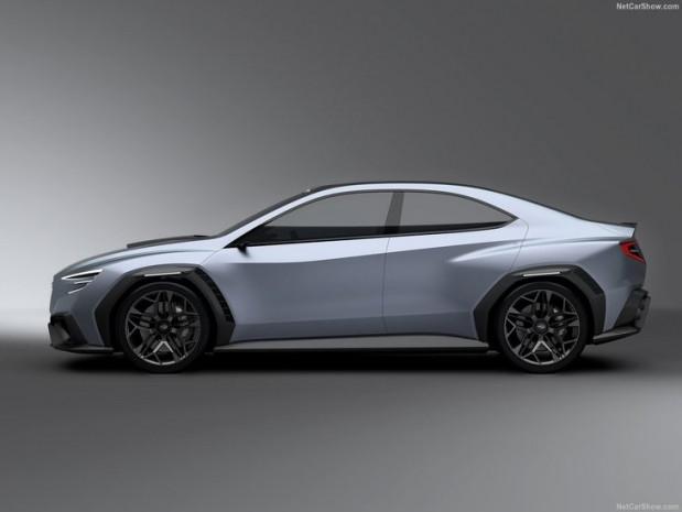 2017 Subaru VIZIV Performance konsept - Page 1