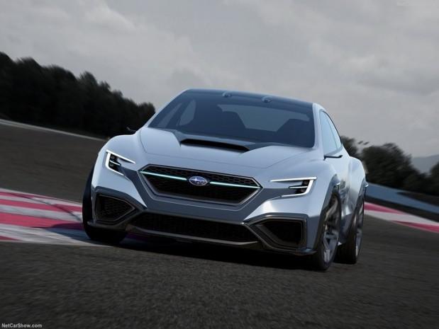 2017 Subaru VIZIV Performance konsept - Page 4