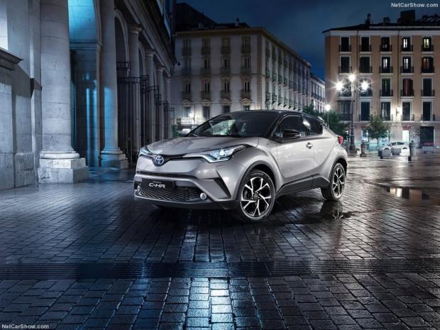 2017 Toyota C-HR - Page 2