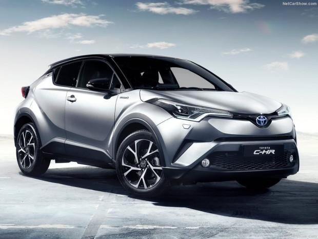 2017 Toyota C-HR - Page 3
