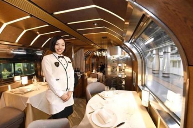 2017'nin en lüks treni Train Suite Shiki-Shima - Page 3