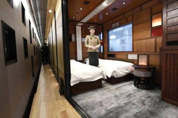2017'nin en lüks treni Train Suite Shiki-Shima - Page 4