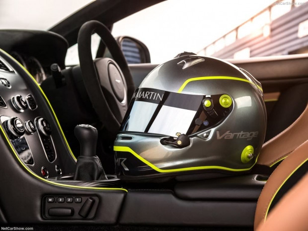 2018 Aston Martin Vantage AMR - Page 2
