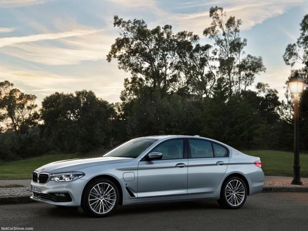 2018 model BMW 530e iPerformance tanıtıldı! - Page 1