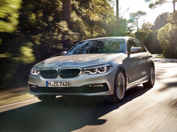 2018 model BMW 530e iPerformance tanıtıldı! - Page 3
