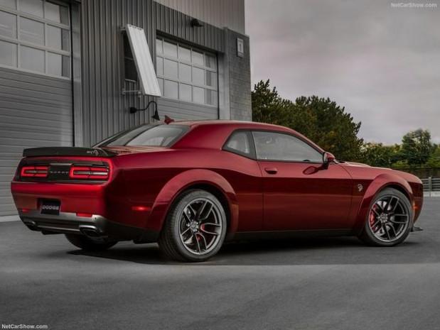 2018 Dodge Challenger SRT Hellcat Widebody - Page 2