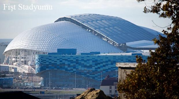 2018 Dünya Kupası'nın oynanaсağı stadyumlar - Page 1