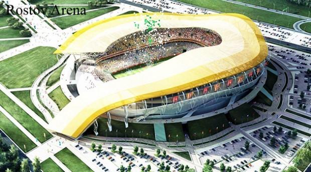 2018 Dünya Kupası'nın oynanaсağı stadyumlar - Page 3