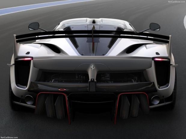 2018 Ferrari FXX-K Evo - Page 4