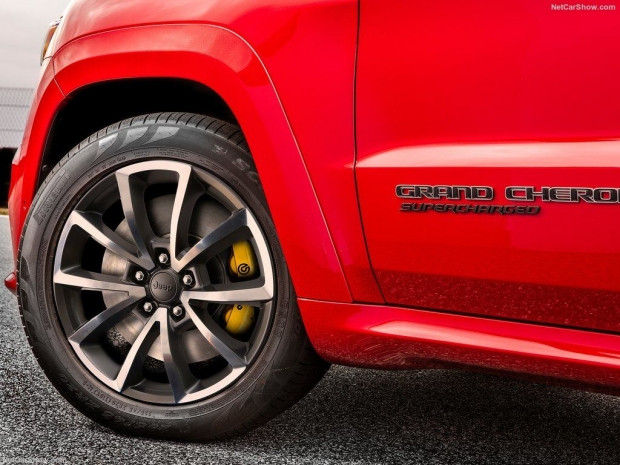 2018 Jeep Grand Cherokee Trackhawk - Page 1