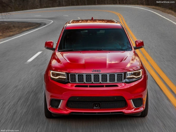 2018 Jeep Grand Cherokee Trackhawk - Page 2