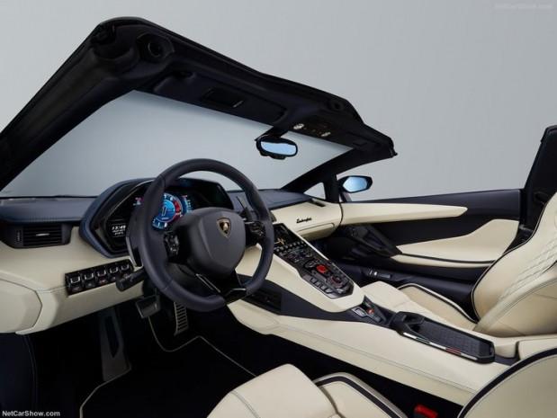 2018 Lamborghini Aventador S Roadster - Page 3