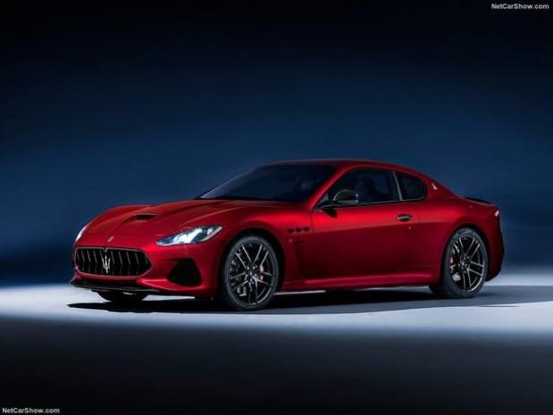 2018 Maserati GranTurismo ve GranCabrio - Page 2