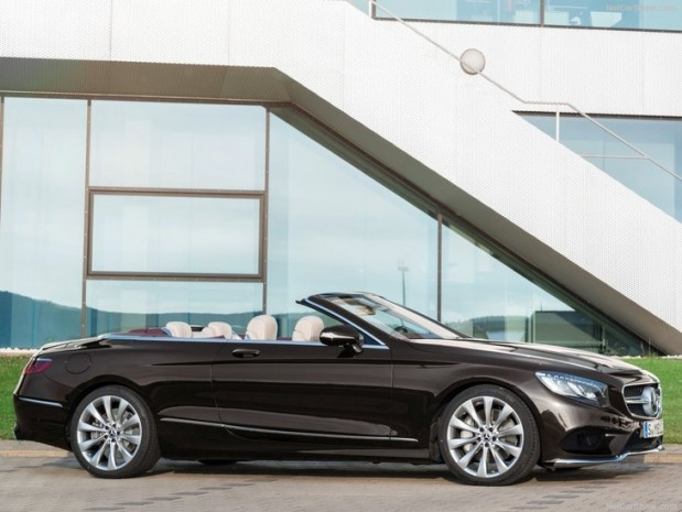 2018 Mercedes-Benz S-Class Cabriolet - Page 4