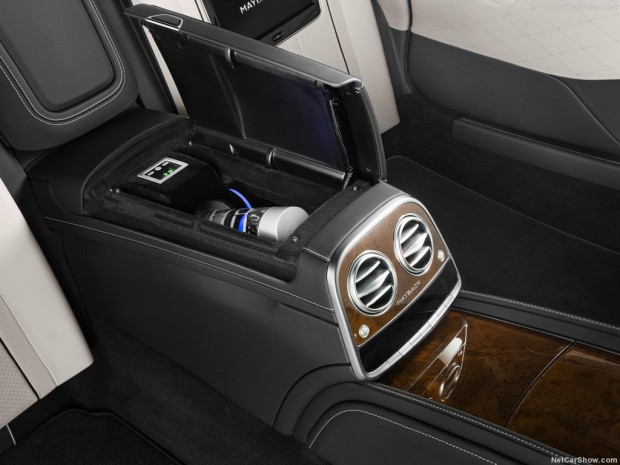 2018 Mercedes-Benz S600 Pullman Maybach Guard - Page 1