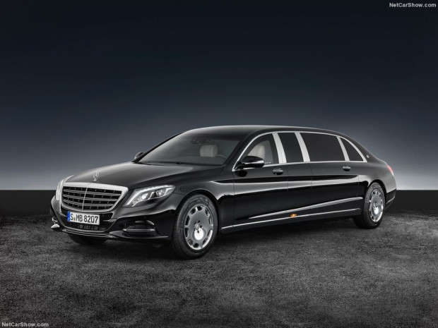 2018 Mercedes-Benz S600 Pullman Maybach Guard - Page 2