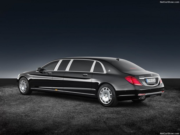 2018 Mercedes-Benz S600 Pullman Maybach Guard - Page 4