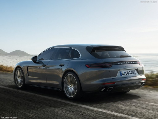 2018 Porsche Panamera Sport Turismo Cenevre'de tanıtılacak - Page 3