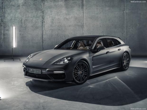 2018 Porsche Panamera Sport Turismo Cenevre'de tanıtılacak - Page 4