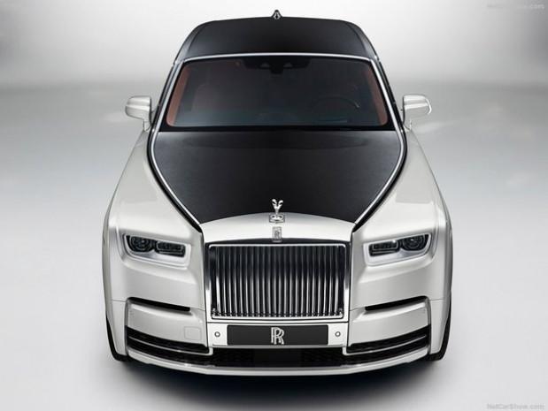 2018 Rolls-Royce Phantom - Page 1
