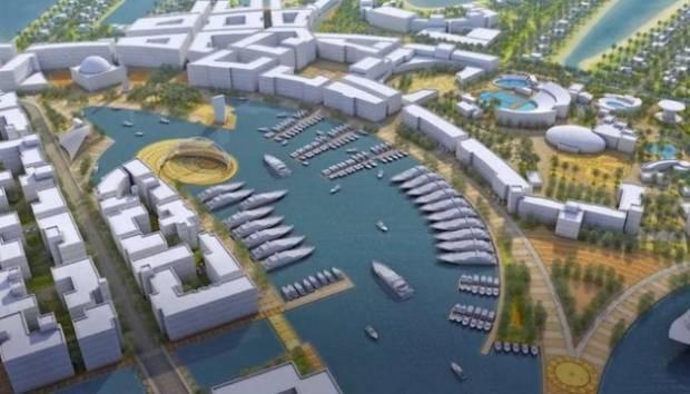 Katar 2022 Dünya Kupası için ada yapıyor! - Page 1