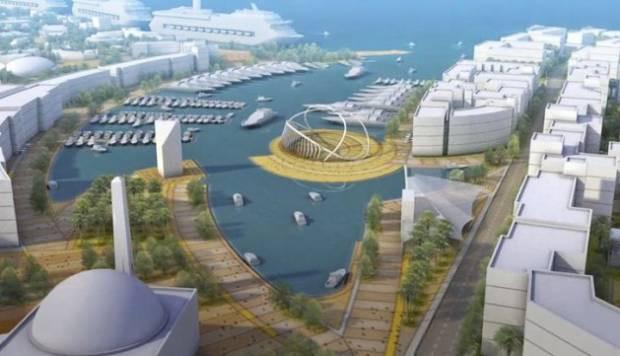 Katar 2022 Dünya Kupası için ada yapıyor! - Page 3