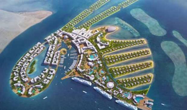 Katar 2022 Dünya Kupası için ada yapıyor! - Page 4