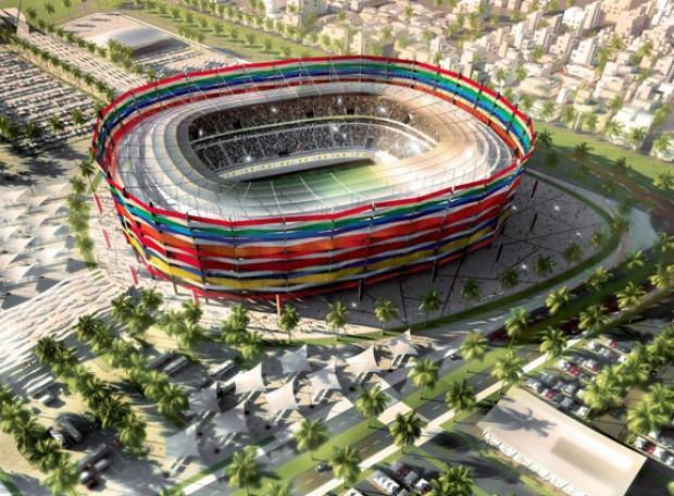2022 FIFA Dünya Kupası stadyumları - Page 1